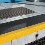 Domeko - Skawina - nakładka antypoślizgowa, oznakowanie schodów