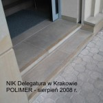 NIK 2 - Kraków - pasy antypoślizgowe