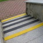 Ośrodek Sportowy - Kościelisko-Zakopane 2 - nakładki antyposlizgowe na schody