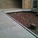Oznakowanie antypoślizgowe krawędzi basenu Muzeum Sztuki i Techniki Japońskiej MANGGHA - Kraków