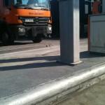 Wylewka antypoślizgowa olejoodporna - stacja paliw - Baza MPO Kraków